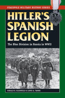 Hitler's Spanish Legion