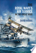 The Royal Navy s Air Service in the Great War
