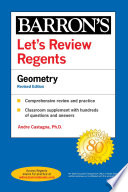 Let s Review Regents  Geometry Revised Edition