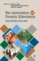 Bio innovation and Poverty Alleviation
