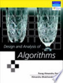 """""""Design and Analysis of Algorithms"""" by Parag H. Dave"""
