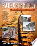 Paleoseismology Book