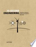 30 Second Engineering