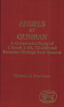 Angels at Qumran