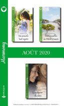Pdf Pack mensuel Harmony : 3 romans (Août 2020) Telecharger