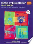 Rhythm Section Workshop for Jazz Directors for Drum Set