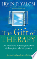 The Gift Of Therapy  Revised And Updated Edition  Book