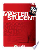 """""""Becoming a Master Student"""" by Dave Ellis"""