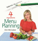 4 Ingredients Menu Planning