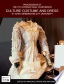 Culture Costume And Dress