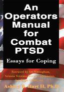 An Operators Manual for Combat Ptsd Pdf/ePub eBook