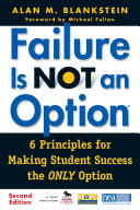 Failure Is Not an Option ®: 6 Principles for Making Student ...