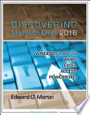 Discovering Microsoft Office 2016