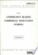 Supply  Antifriction Bearing Commercial Symbols