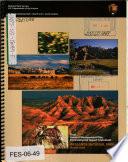 Badlands National Park  North Unit  General Management Plan