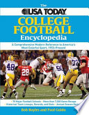 The Usa Today College Football Encyclopedia 2008 2009