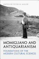 Momigliano and Antiquarianism