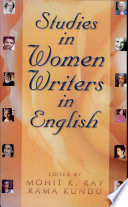 Studies in Women Writers in English