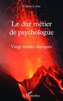 Le dur métier de psychologue [Pdf/ePub] eBook