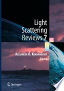 Light Scattering Reviews 7
