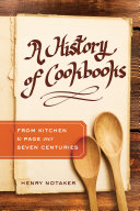 A History of Cookbooks Pdf/ePub eBook