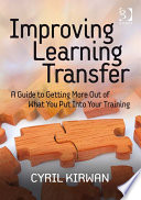 Improving Learning Transfer