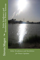 Solar Irradiance and Insolation for Power Systems