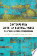 Contemporary Christian Cultural Values