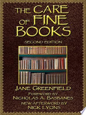 The Care of Fine Books Ebook - digital ebook library