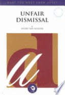 What You Must Know about Unfair Dismissal