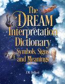 The Dream Interpretation Dictionary Pdf/ePub eBook