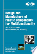 Design and Manufacture of Plastic Components for Multifunctionality Book