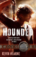 Hounded Kevin Hearne Cover