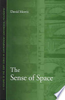 The Sense of Space