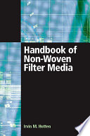 Handbook Of Nonwoven Filter Media Book PDF