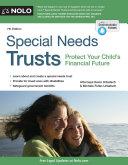 Special Needs Trusts