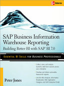 SAP Business Information Warehouse Reporting