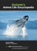 Grzimek S Animal Life Encyclopedia