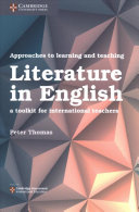 Books - New Approaches To Learning And Teaching Literature In English | ISBN 9781316645895