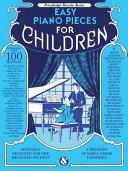 Easy Piano Pieces for Children Book PDF
