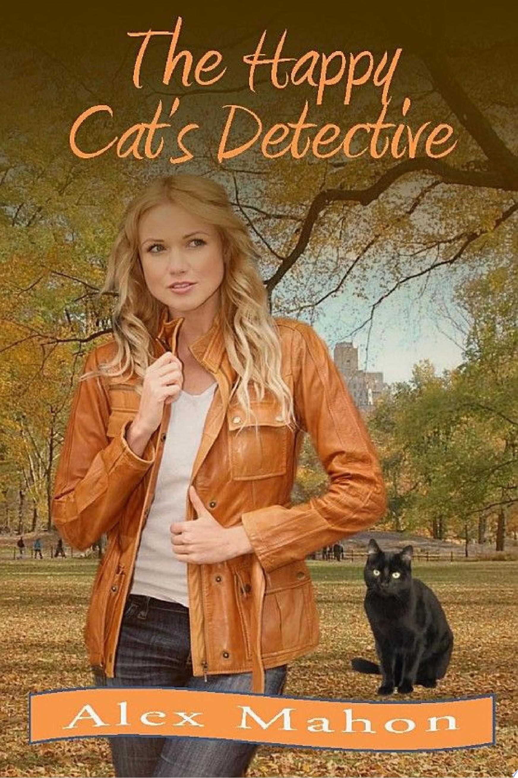 The Happy Cat s Detective