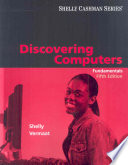 """Discovering Computers: Fundamentals"" by Gary Shelly, Misty Vermaat"