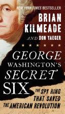 George Washington's Secret Six Pdf/ePub eBook