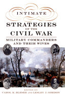 Intimate Strategies of the Civil War