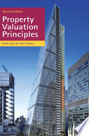 Property Valuation Principles Book