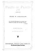 Pdf Poems of Places: America