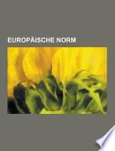 Europäische Norm