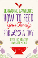How to Feed Your Family for £5 a Day