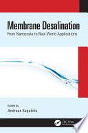 Membrane Desalination Book
