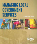 Managing Local Government Services